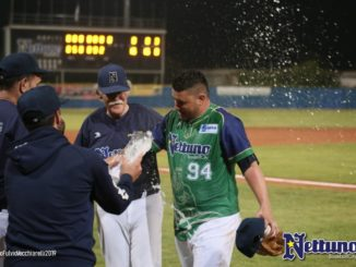 Fulvio Vecchiarelli (Nettuno Baseball City)